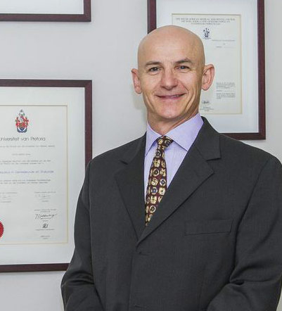 Dr. Pieter Botha