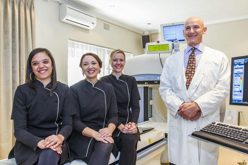 The Nuclear Medicine team